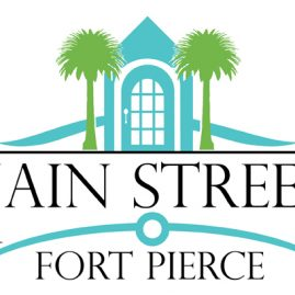 Main Street Fort Pierce logo