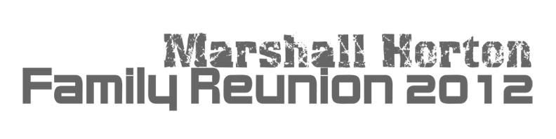 Marshall Horton Logo
