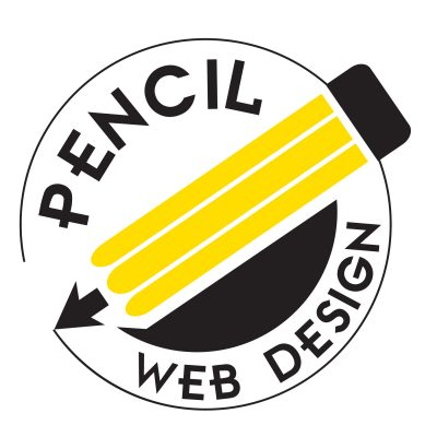 Pencil Web Design Logo