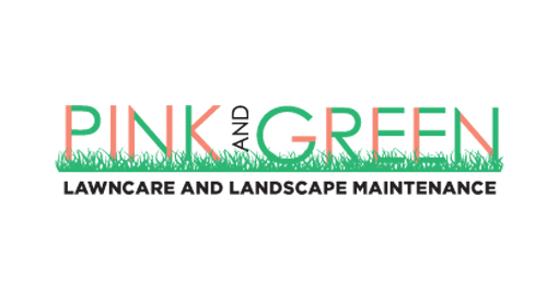 Pink and Green logo