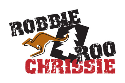 Robbie Roo Chrissie logo