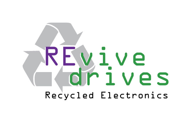Revive Drive logo design, event marketing