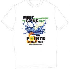 Pointe Pool Party T-Shirt