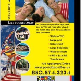 Student Housing Solutions magazine advertisement
