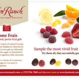 Torn Ranch Gourmet Foods Ad
