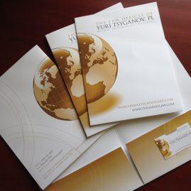 Yuri Law Presentation Folders