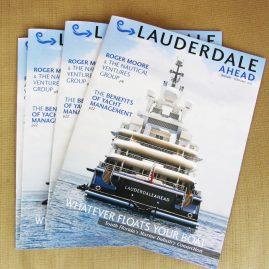 Lauderdale Ahead Magazine Cover Jan Feb 2015