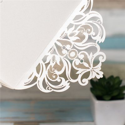Card detail Intricate Symmetry (Matching Laser Cut Cards Available) - WRL0003