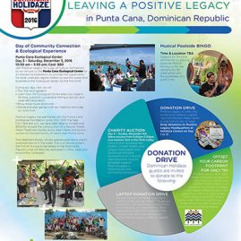Positive Legacy - Dominican Holidaze