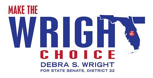 Wright Campaign logo