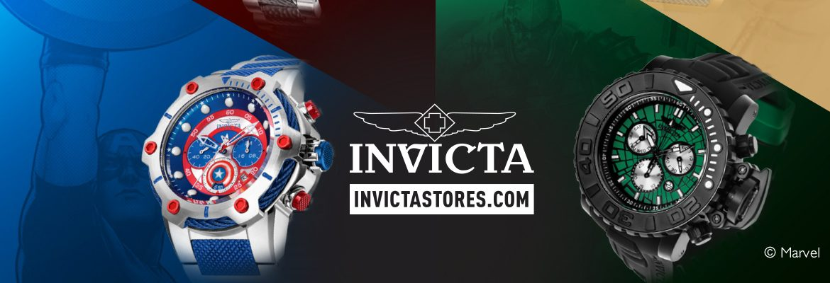 Graphic Design - Invicta Promo